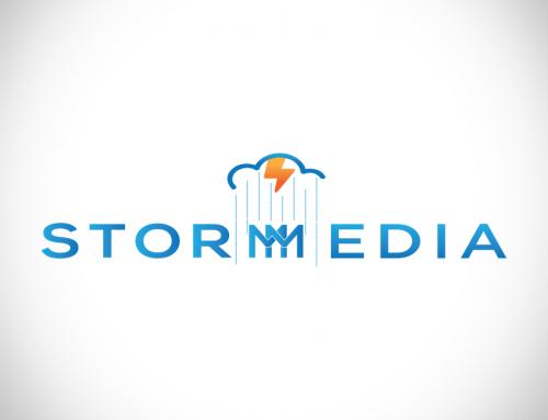 Storm Media – logo