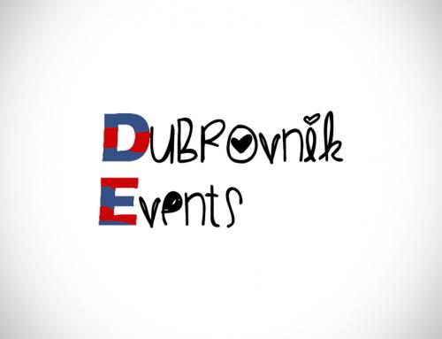 Dubrovnik events -Logo