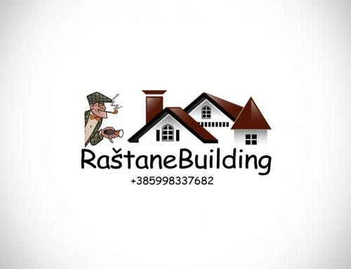 Raštane Building – logo